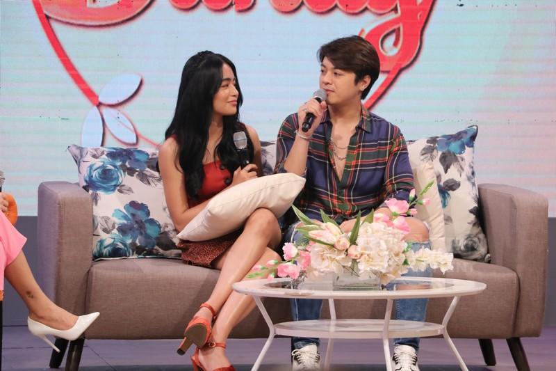 PHOTOS: Magandang Buhay with KierVi and MarNigo