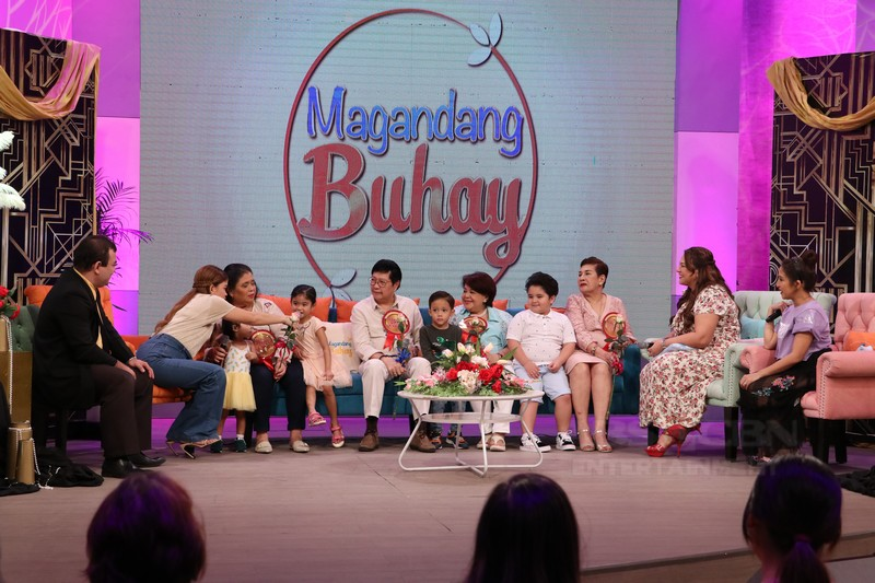 PHOTOS: Magandang Buhay with Popshie Jun, Momshie Paulette, Momshie Virgie and Momshie Thelma