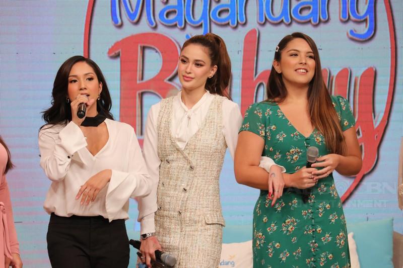 PHOTOS: Magandang Buhay with Arci Muñoz, Roxanne Barcelo and Ria Atayde