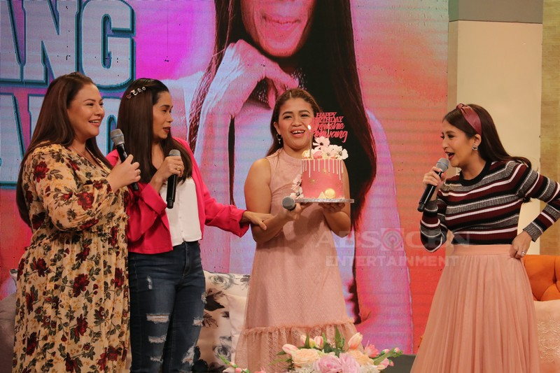 PHOTOS: Magandang Buhay with Pokwang, Aubrey Miles and Nikki Valdez