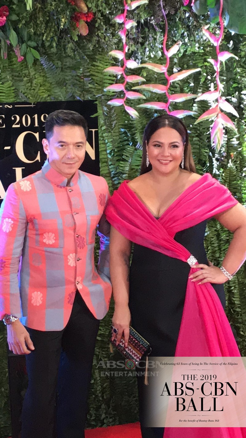 ABS-CBN Ball 2019 Magandang Buhay momshies warm our hearts with gorgeous outfits on Red Carpet