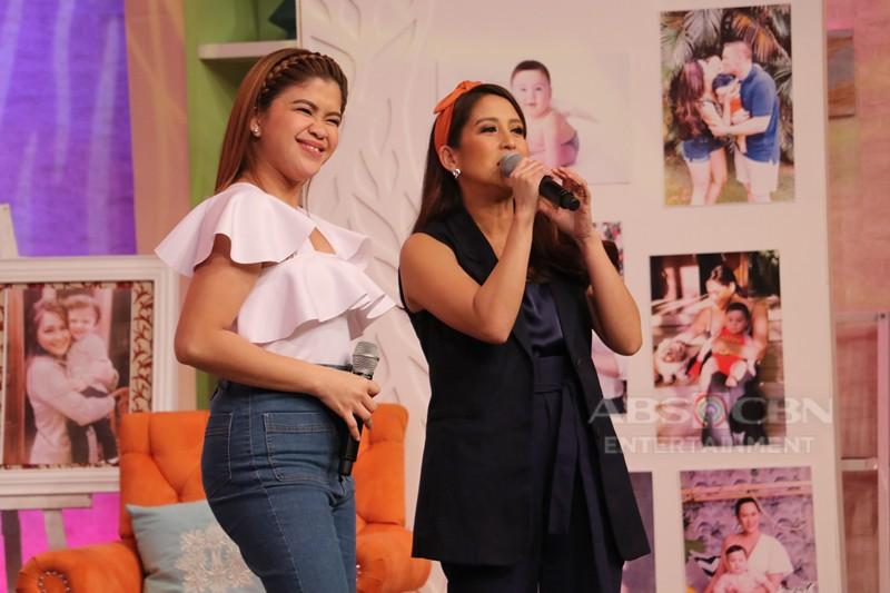 PHOTOS: Magandang Buhay with Sitti Navarro, Cristalle Belo-Pitt, Candy Pangilinan and Jinky Vidal