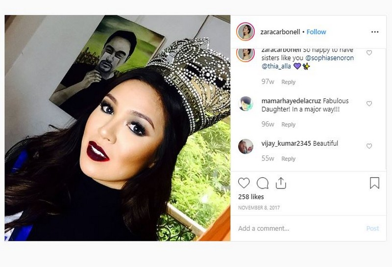 LOOK: Meet Cris Villanueva's beauty queen daughter in these photos