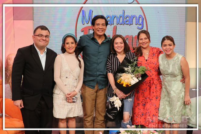 PHOTOS: Magandang Buhay with Sylvia Sanchez and Joey Marquez