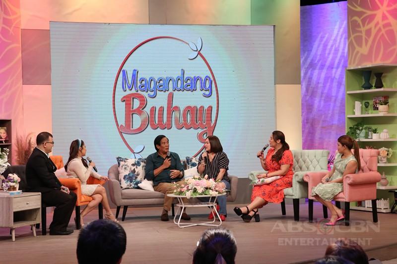 PHOTOS: Magandang Buhay with Sylvia Sanchez and Joey Marquez