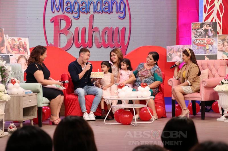 PHOTOS: Melason's Anniversary celebration on Magandang Buhay