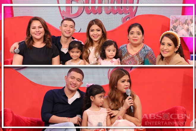 PHOTOS: Melason's Anniversary celebration on Magandang Buhay