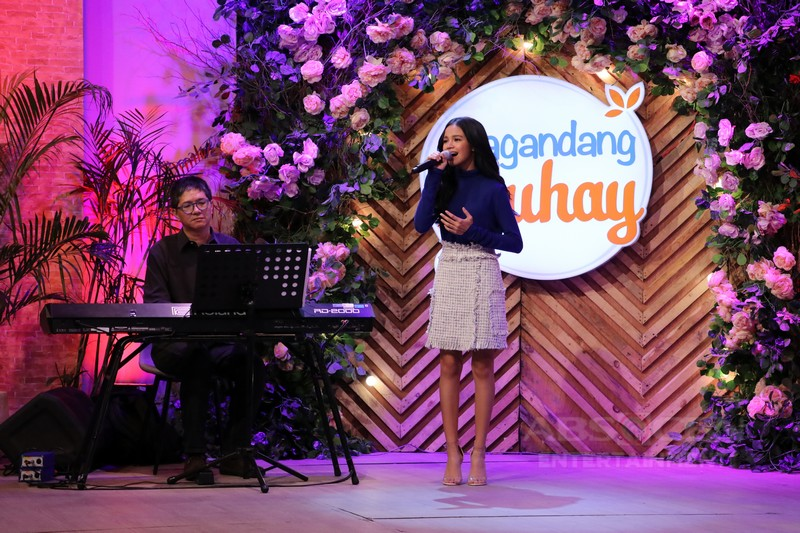 PHOTOS: Magandang Buhay with Zephanie, Janine and Elha