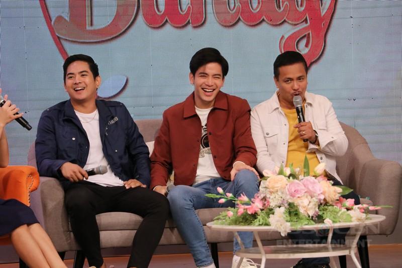 PHOTOS: Joshua Garcia's birthday celebration on Magandang Buhay