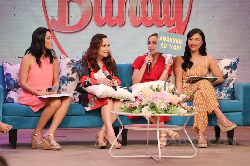 PHOTOS: Magandang Buhay with Cristine Reyes, Ciara Sotto, LJ Reyes and Matet De Leon