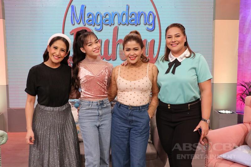 PHOTOS: Magandang Buhay with AC, Juliana and Yamyam