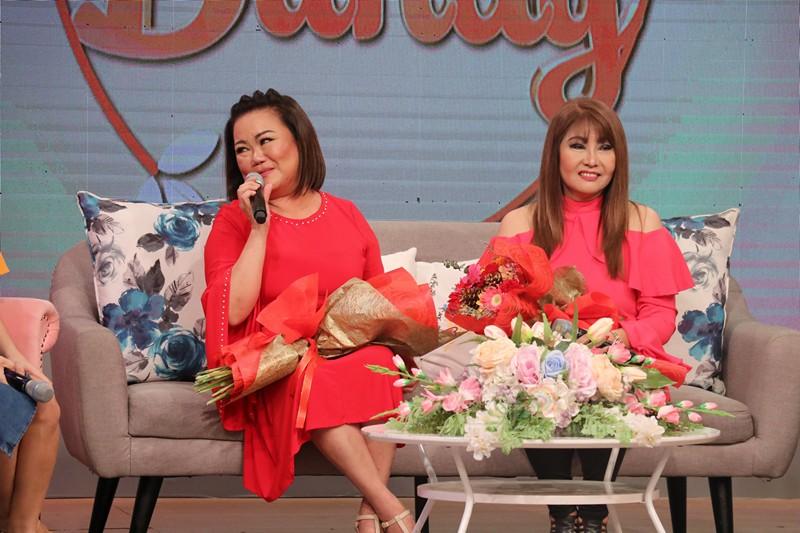 PHOTOS: Magandang Buhay with Dulce and Imelda Papin