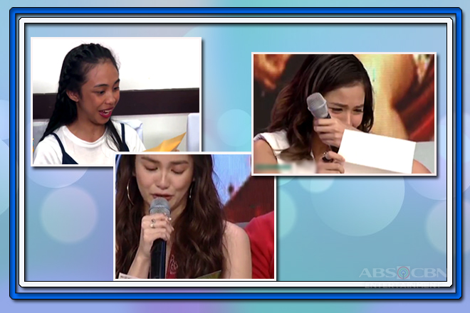 Two years of touching letters that leave celebrities in tears on Magandang Buhay