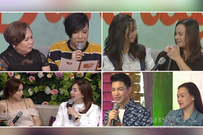 11 tear-jerking moments of Kapamilya celebs with their momshies on Magandang Buhay