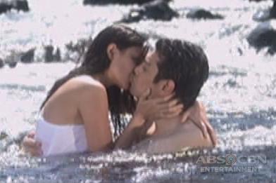 Jodi at Ian, umaming kinabahan sa kissing scene nila sa batis sa Pangako Sa'Yo Image Thumbnail