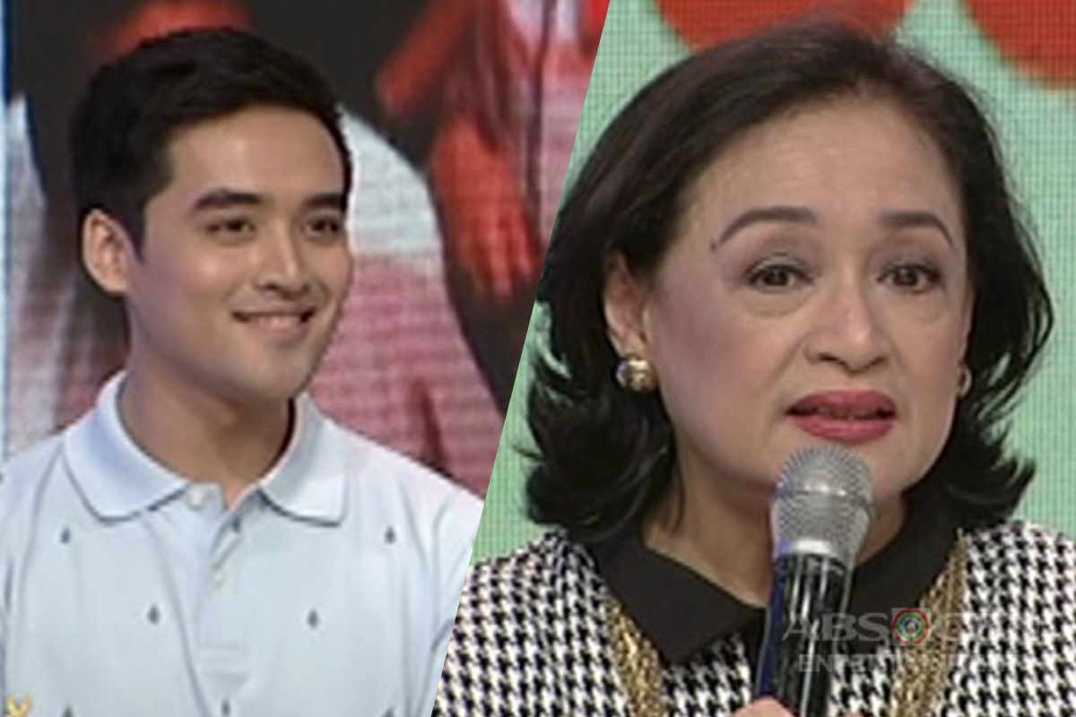 Vico and L.A.'s touching message for Momshie Coney Image Thumbnail