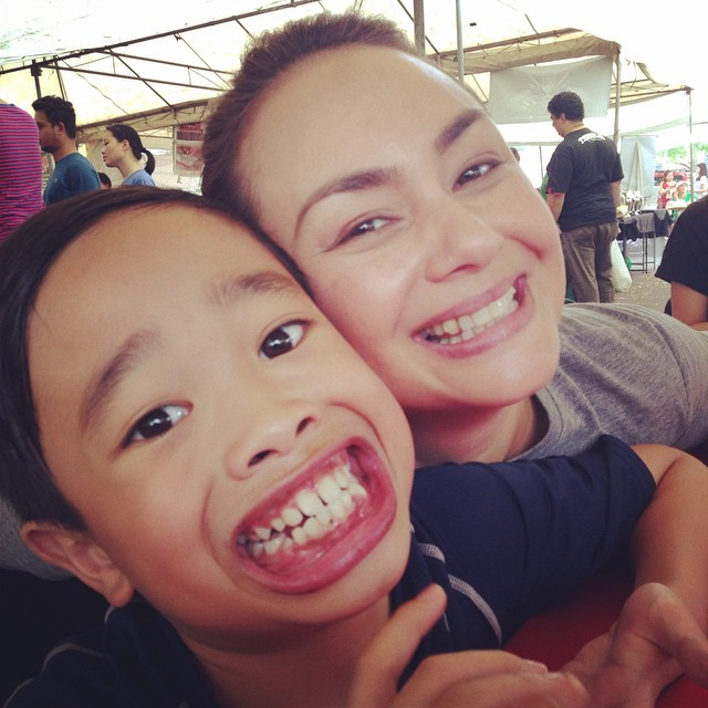 33 times Donita Rose showed the joys of being a single momshie!