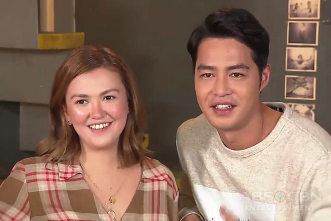 Angelica at Zanjoe, ikinuwento ang kanilang 'first date'