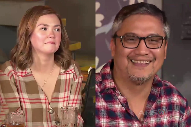 Direk Andoy's message for Angelica