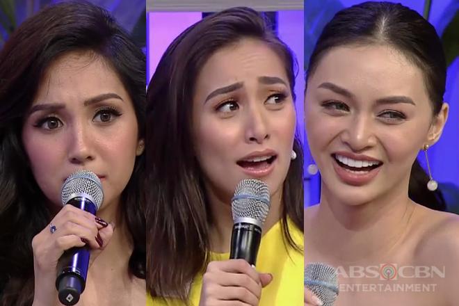 Magandang Buhay: Ang first impression nina Cristine, Kylie at Roxanne sa isa't isa