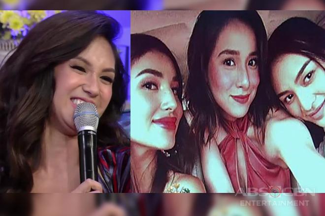 Magandang Buhay: Roxanne, hindi maka-relate kina Cristine, Nathalie at Kylie