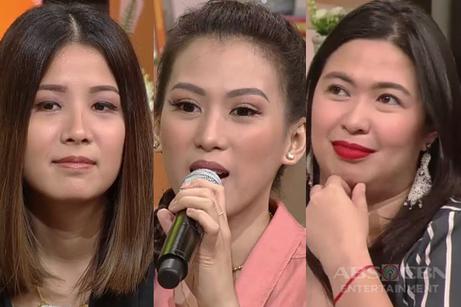 Magandang Buhay: Alex's message for Winnie & Janna