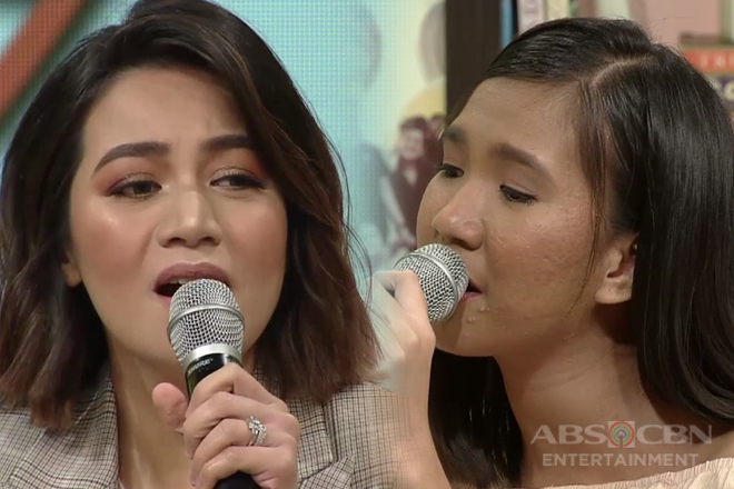 WATCH: Elaine Duran & Kyla's duet of 'Hanggang Ngayon' will give you goosebumps