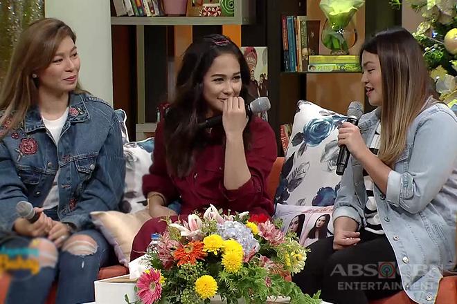 Magandang Buhay: Miah & Kane's birthday wish for Maja