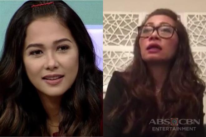 Magandang Buhay: Maja, nakatanggap ng birthday message mula sa mga taong nagpalaki sa kanya