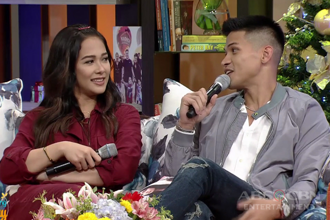 Magandang Buhay: Vin Abrenica describes his experience with 'Ivy Aguas'