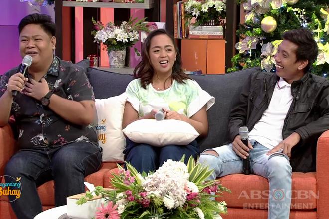 Magandang Buhay: Paano nga ba nabuo ang samahan nina Nonong, Donna at Joven?