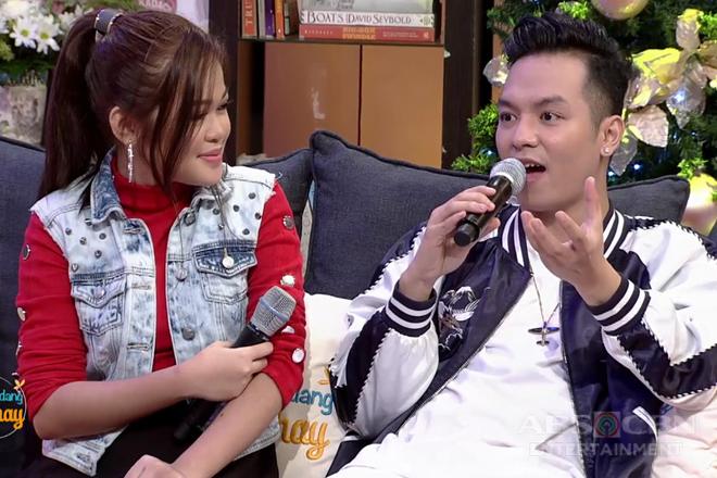 Magandang Buhay: Sam, sinabi na very positive si Janine sa lahat ng bagay