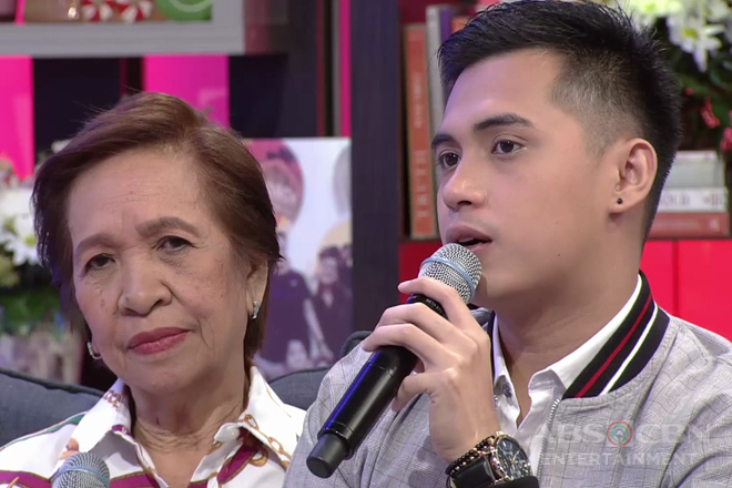 Magandang Buhay: Marlo's thank you message for his Mamu