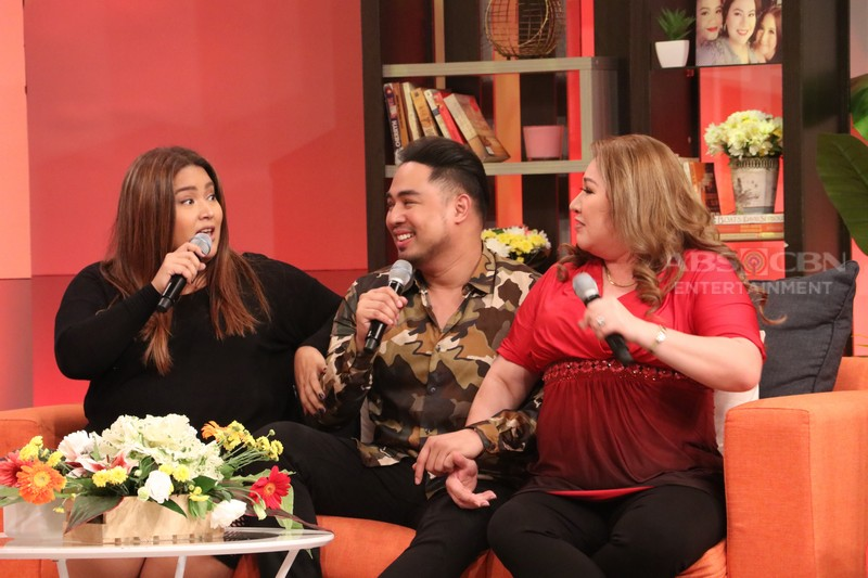 PHOTOS: Jed Madela celebrates his 15th Anniversary in showbiz on Magandang Buhay