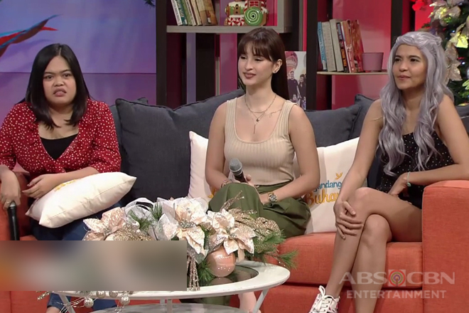 Magandang Buhay: Coleen, Alessandra & Alora share their thoughts about infidelity