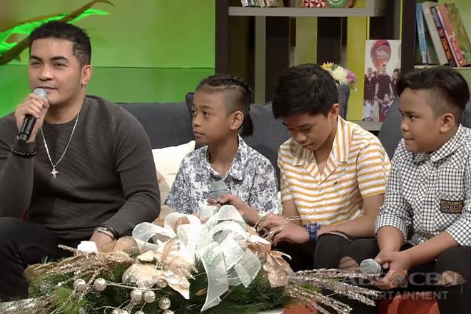 Magandang Buhay: Froilan, inaming pumipiyok din ang TNT Boys