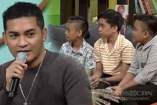 Magandang Buhay: Froilan, may advice para sa mga TNT Boys