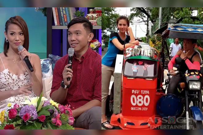 Magandang Buhay: Bianca at Nico, muling binalikan ang kanilang love team sa 'On The Wings Of Love' Image Thumbnail