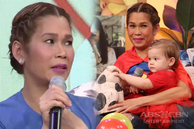 Magandang Buhay: Pokwang's touching message for baby Malia