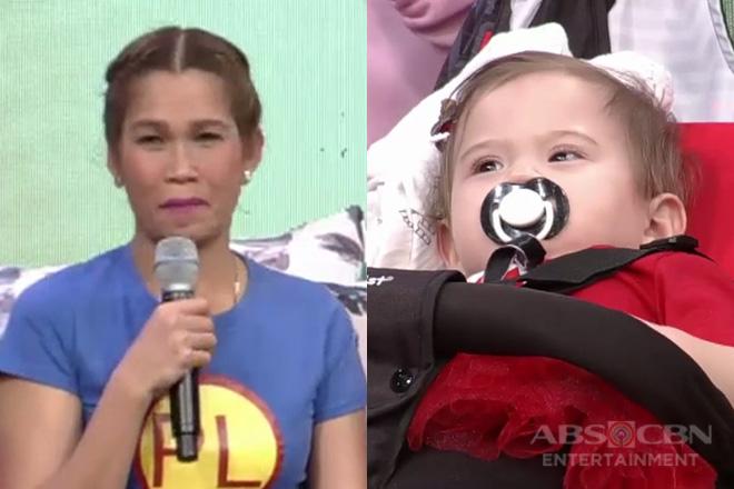 Baby Malia's 1st birthday celebration on Magandang Buhay