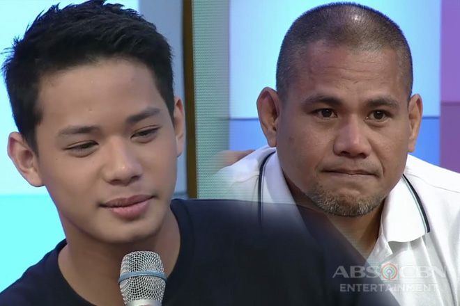 Magandang Buhay: Ali, may touching na mensahe para sa kanyang Popshie Omar