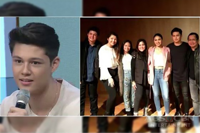 Rhys shares his experience in watching JaDine's concert in Chicago