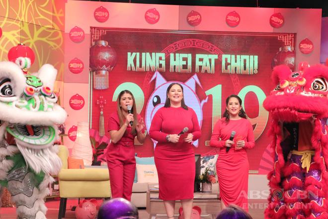 Happy Chinese New Year on Magandang Buhay Image Thumbnail