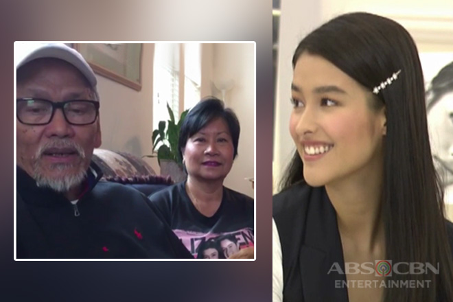 Magandang Buhay: Mommy Divina & Daddy Jeff's message for Liza