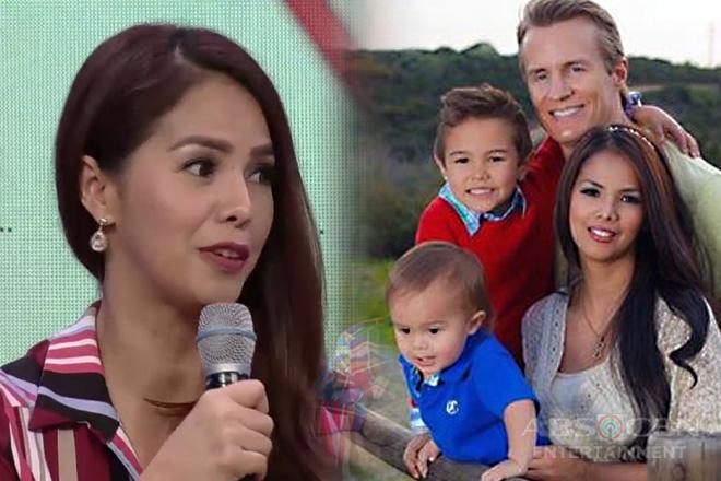 Magandang Buhay: Patricia, sinabi kung gaano siya ka-hands on sa kanyang anak