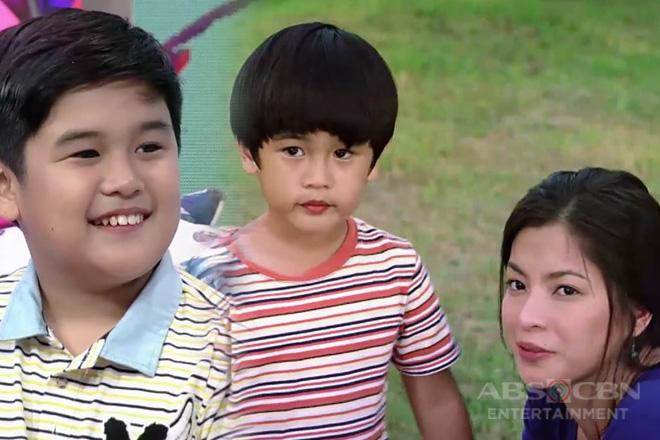 Magandang Buhay: Miguel, hindi makaiyak sa isang eksena noon dahil kay Angel Locsin