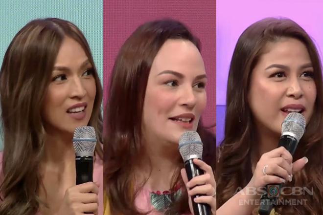 Magandang Buhay: Aubrey, Valerie at Matet, ibinahagi ang pagpapalaki nila sa kanilang mga anak Image Thumbnail