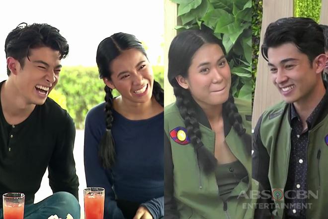 Magandang Buhay: Lou at Andre, ibinahagi ang naging reaksyon ng kanilang pamilya sa nangyari sa kanila sa PBB