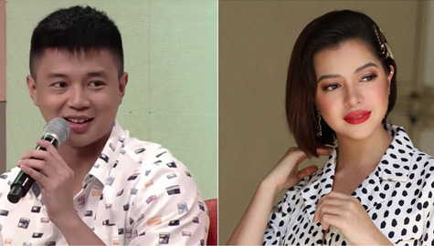 """Yves Flores shares why Sue Ramirez is """"astig"""" for him Image Thumbnail"""