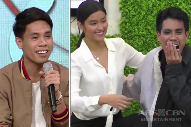 Magandang Buhay: Yamyam, crush na crush talaga si Liza Soberano